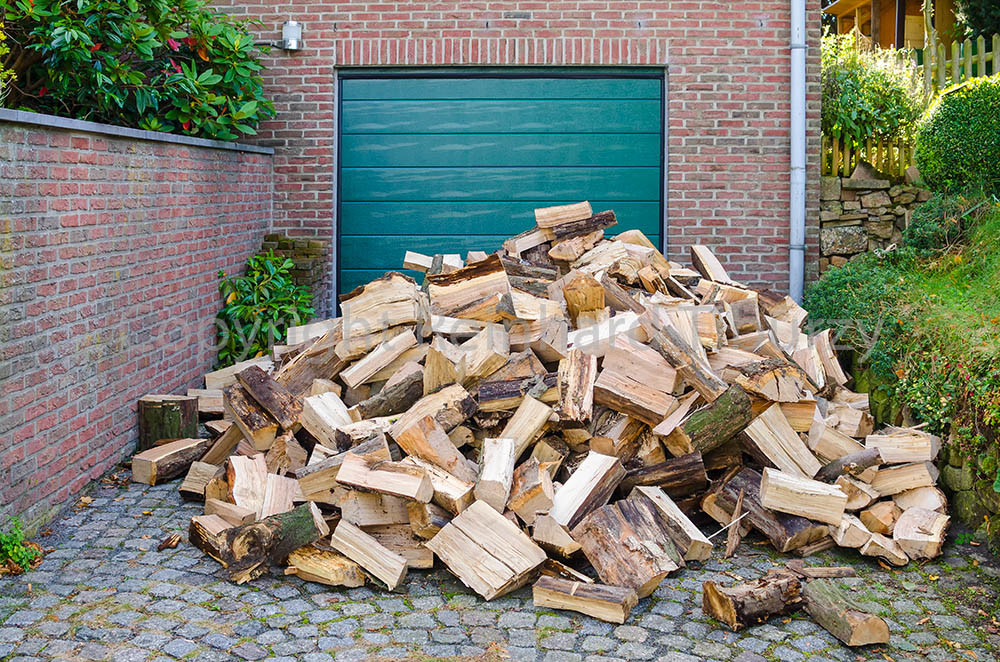 Fire wood supply