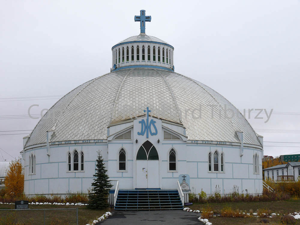 Igloo Church, Our Lady of Victory, Inovik, Canada