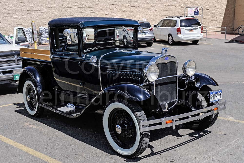 Old-timer, pick-up, truck, Ford,vintage,auto, automobile