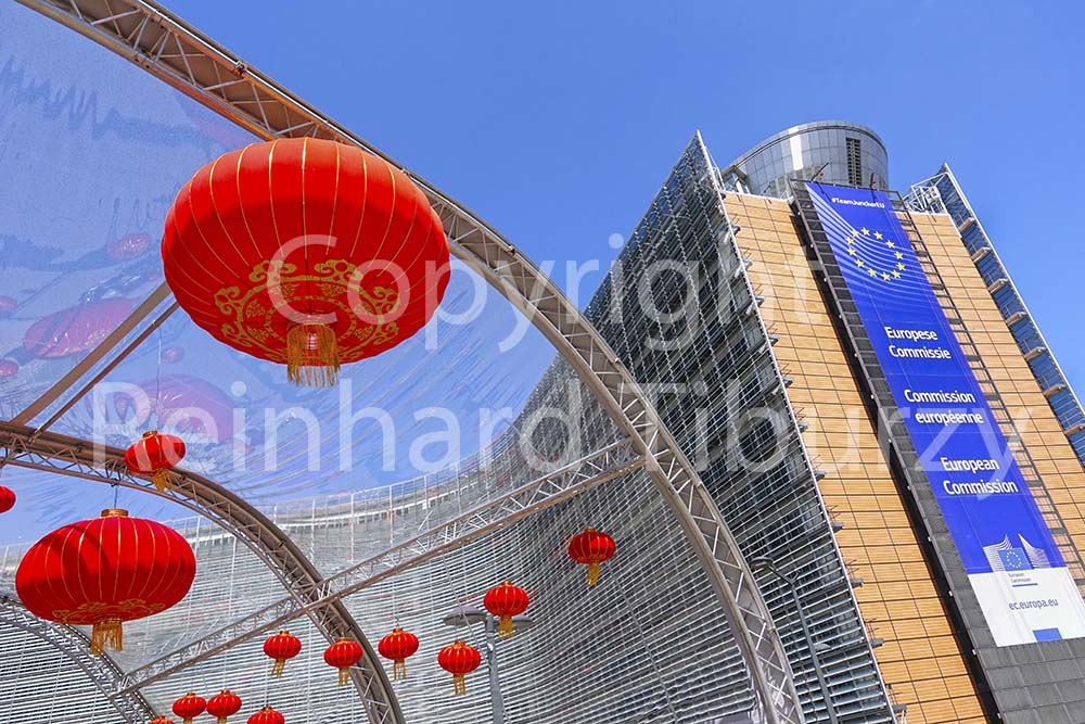 European Commission, Brussels. For editorial use only.
